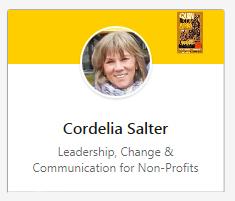 Cordelia Salter on LinkedIn